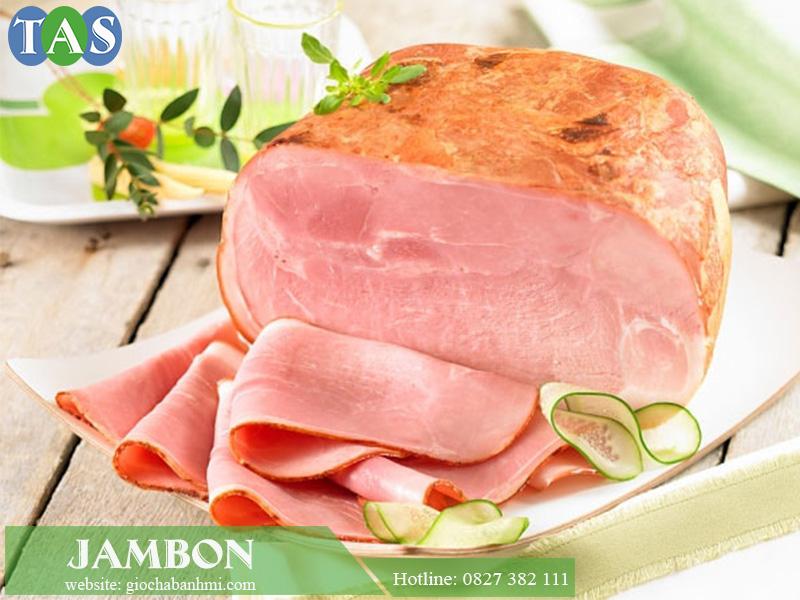 Thịt Jambon là gì ? Các thông tin bạn cần biết khi sử dụng thịt jambon